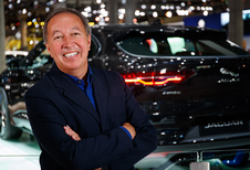 Boeiende salonbabbel met nieuwe Jaguar-designchef Julian Thomson  #1