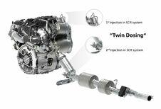 Volkswagen : système à double dosage d'AdBlue