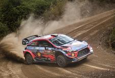 Neuville voorlopig derde in Rally Turkijke, Tänak op grote achterstand