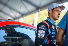 Neuville ontgoocheld met achtste plaats na koprol in Rally Turkije