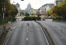 Autoloze zondag in Brussel