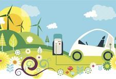 Salon voor hybride en elektrische voertuigen in Villers-la-Ville