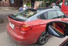 BIJZONDER – deze BMW 3 GT is omgebouwd tot een Honda Civic Type R