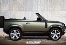 Land Rover Defender : ça donne quoi en cabriolet ? #1
