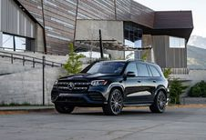 La Mercedes GLS en costume Maybach