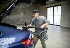 BMW ne résiste pas à l'e-scooter