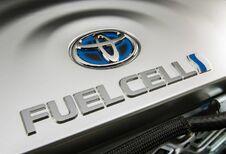 Générateur à hydrogène issu de la Toyota Mirai