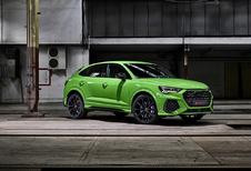 Audi RS Q3 (Sportback) : bombes sur échasses, mais pratiques