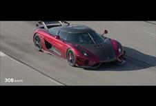 Koenigsegg : record 0-400-0 km/h (encore) battu