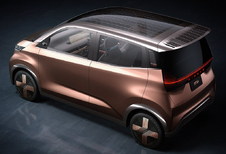 Nissan IMk Concept krijgt autonome parkeerfunctie