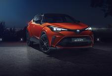 Toyota C-HR krijgt frisse snoet en 2.0 Hybrid
