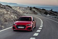 Audi RS4: trouw aan de V6