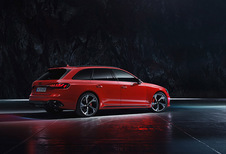Vernieuwde Audi RS4 volgt de nieuwe RS6 Avant