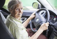 Les seniors de plus en plus victimes de la route