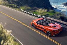 Chevrolet Corvette: Convertible krijgt hardtop