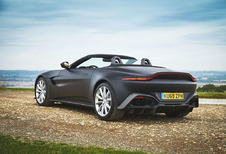 Aston Martin Vantage nu ook als Roadster