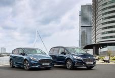 Ford facelift de S-Max en Galaxay