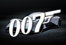 Aston Martin levert 4 wagens voor nieuwe James Bond