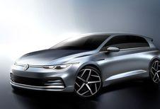 Officieel: De VW Golf VIII zal er zo uitzien #1
