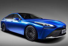 Toyota Mirai Concept : l'hydrogène avec classe