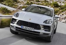 Elektrische Porsche Macan: op Taycan-basis
