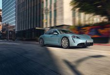 Porsche Taycan 4S : moins puissante mais plus loin