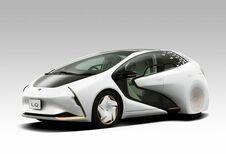 Toyota LQ Concept : autonome nettoyeuse d'ozone