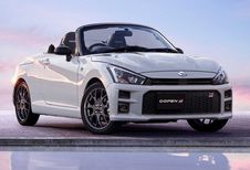 Daihatsu Copen GR Sport : merci Toyota