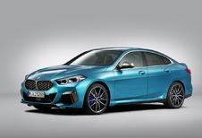 BMW 2 Gran Coupé is een 1 Reeks à la CLA