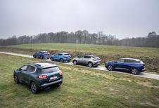 SUV's verantwoordelijk gesteld voor stijgende CO2