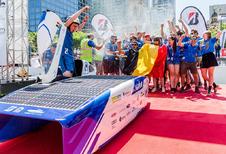 KU Leuven wint voor het eerst World Solar Challenge