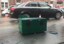 Namur : essais de contrôle des émissions à distance