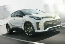 Toyota C-HR : la GR Sport uniquement pour le Japon