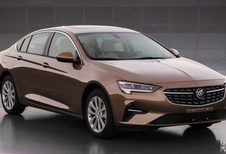Opel Insignia: zoals de Buick Regal? #1