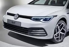 Volkswagen Golf 8 heeft BMW-koplampen #1