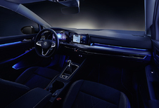 Volkswagen Golf 8 krijgt revolutionair dashboard #1