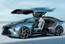 Lexus LF-30 is concreter dan je denkt