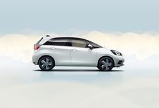 Nieuwe Honda Jazz enkel als hybride