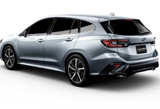 Dit wordt de Subaru Levorg