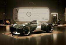 Toyota E-Racer belooft rijplezier