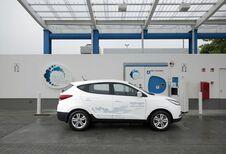 Europa kampioen waterstoftankstations dankzij H2ME?