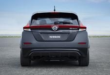 Nissan Leaf Twin Engine heeft 300 pk en vraagt om Nismo-versie