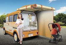 Suzuki Every Go : chambre de bébé ambulante