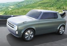 Suzuki Waku Spo is een coupé én een break