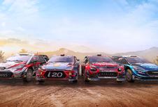 Gametest: WRC 8 (2019 – PS4)