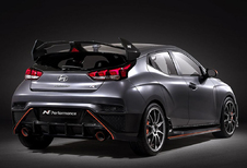 Hyundai Veloster N Performance is speelgoed voor SEMA #1