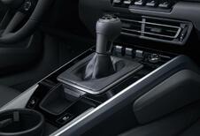 Porsche 911 : la boîte manuelle est de retour