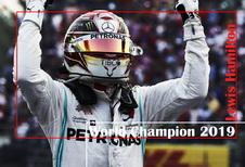 De waanzinnige stats achter de zesde F1-titel van Lewis Hamilton