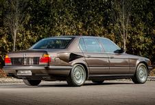Goldfisch is BMW 7 Reeks met V16