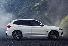 BMW onthult de CO2-uitstoot van de X3 xDrive30e PHEV #1